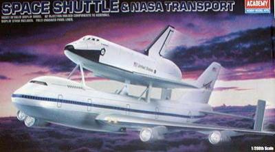 Shuttle & B747