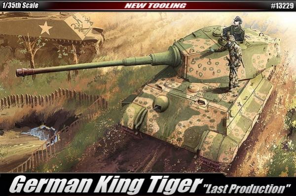 "King Tiger ""Last Production"""