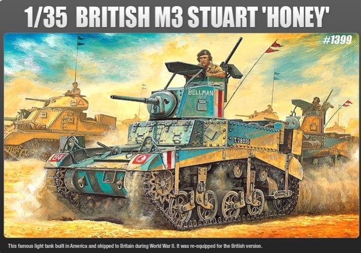 """M3 Stuart """"Honey"""""""