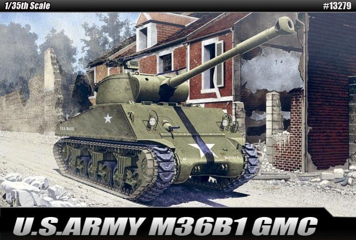 M36 B1 GMC US Army