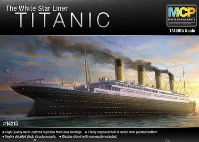 "Titanic ""White Star Liner"" 1/400"