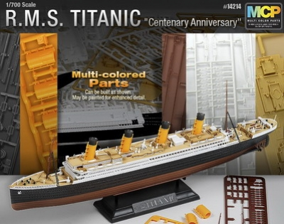"Titanic ""Centenary Anniv."" 1/700"