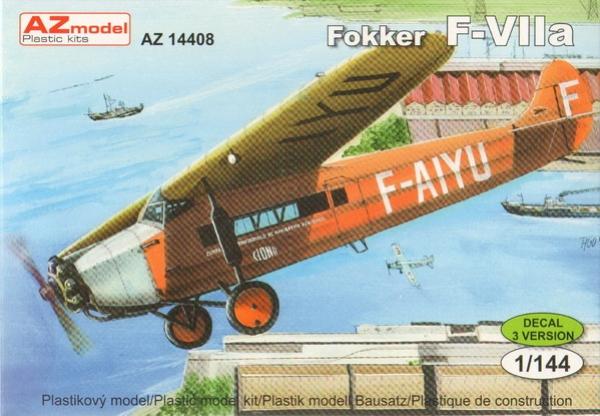 Fokker F.VIIa