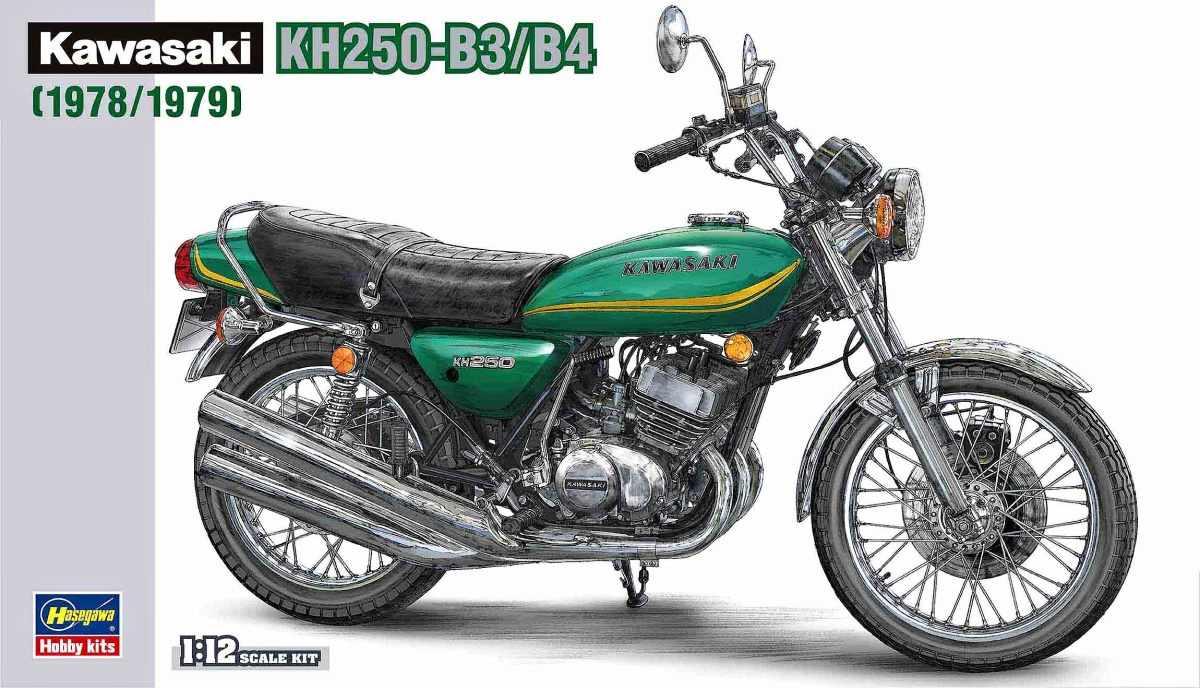 Kawasaki KH-250-B3/B4