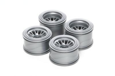F104 Mesh Wheel (Rubber Tire)