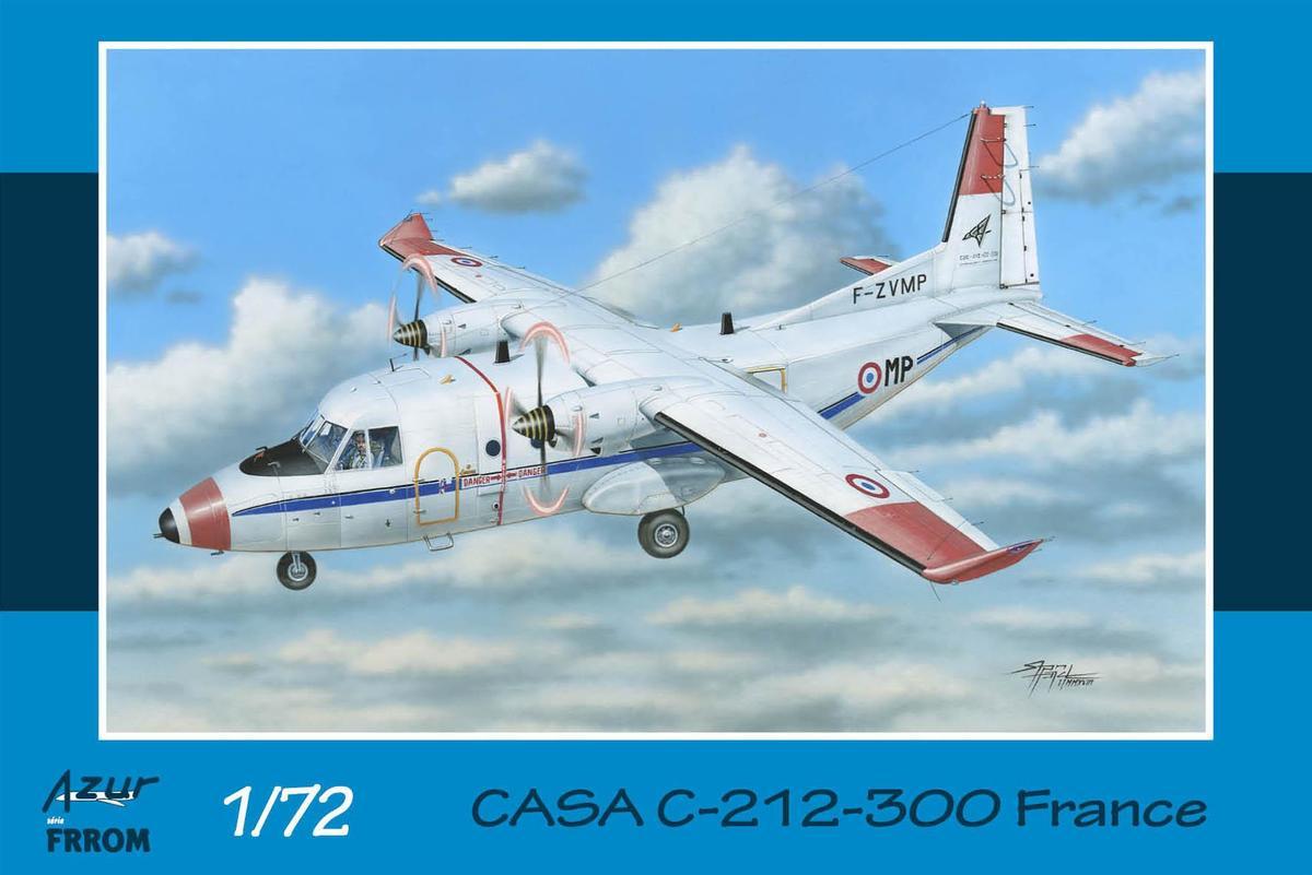 Casa C-212 France