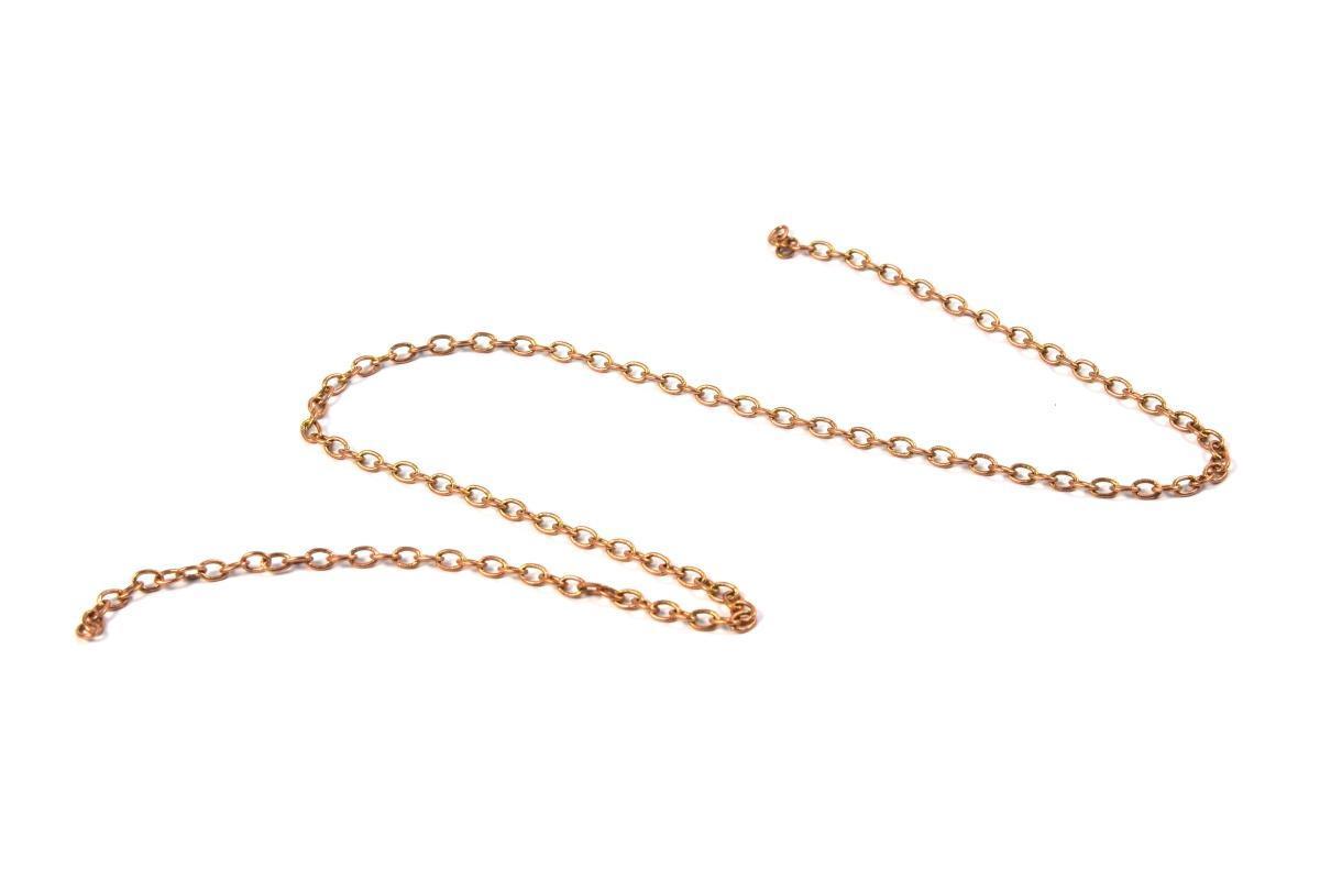 Medium Brass Chain - 1/48 scale