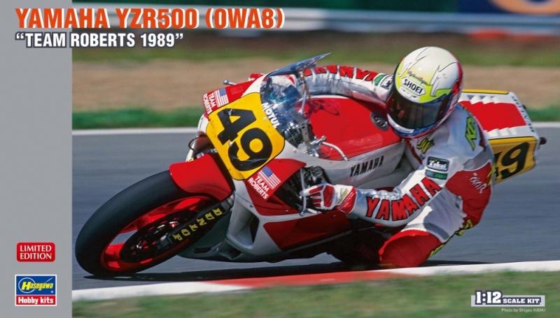 Yamaha YZR500 (OWA8) Team Roberts 89