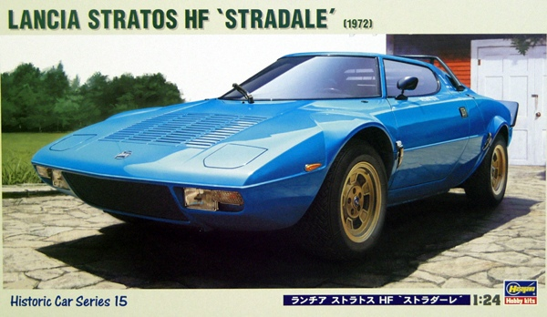 "Lancia Stratos ""Stradale"""