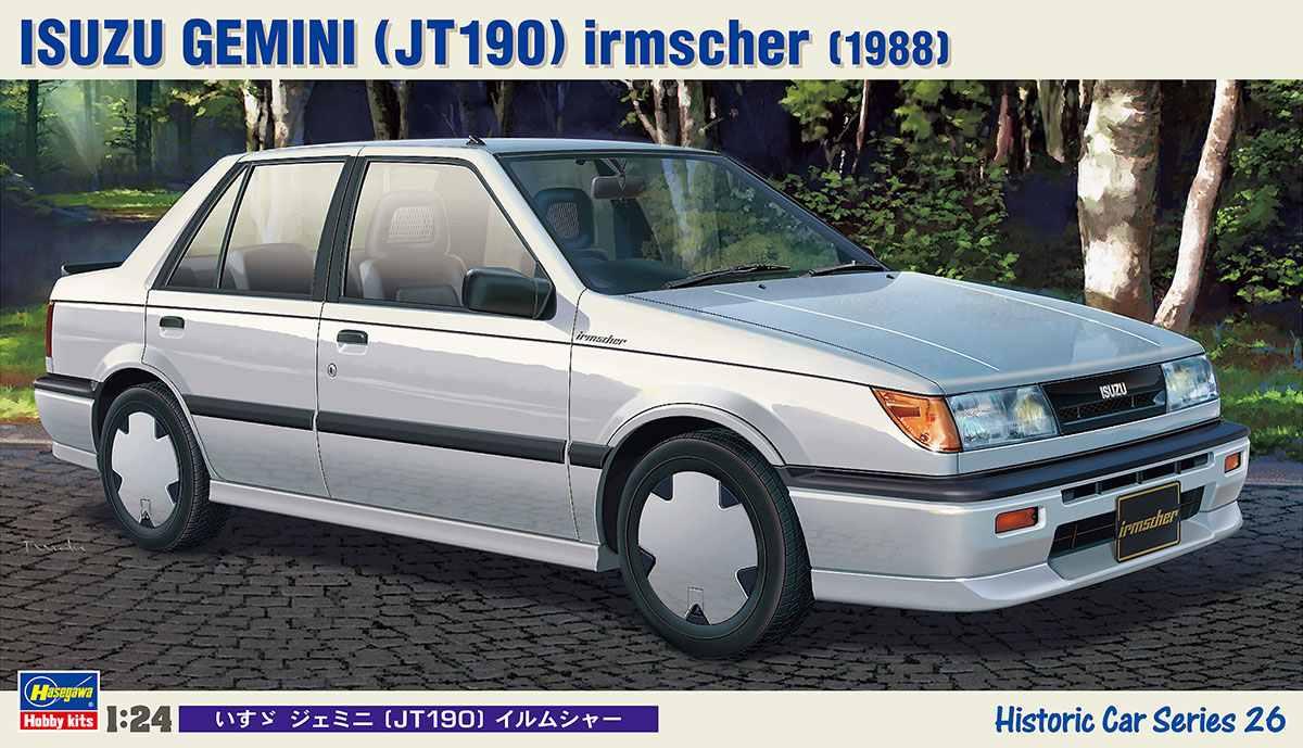 Isuzu Gemini (JT190)