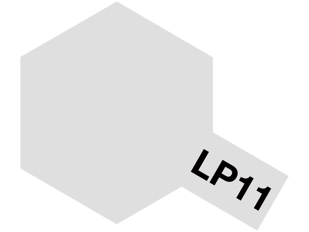 Tamiya LP-11 Silver/Stříbrná