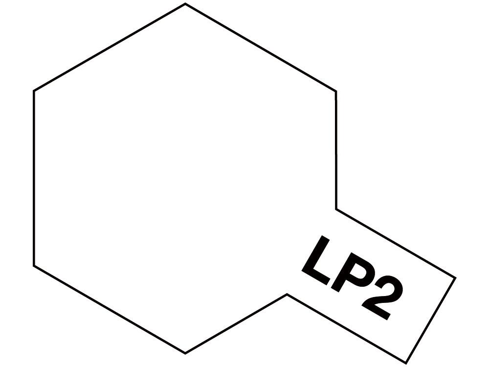 Tamiya LP-2 White/Bílá