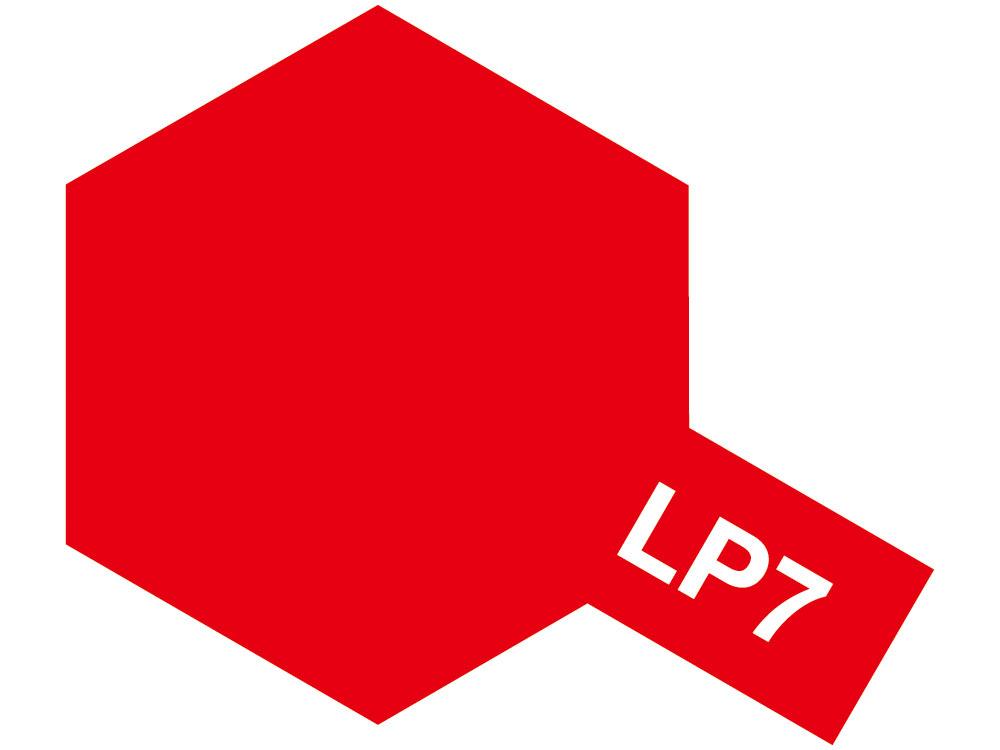 Tamiya LP-7 Pure Red/Červená