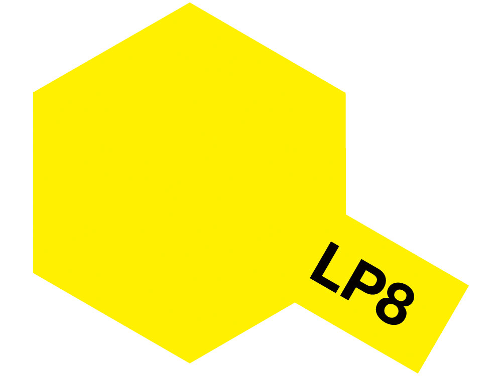 Tamiya LP-8 Pure Yellow/Žlutá