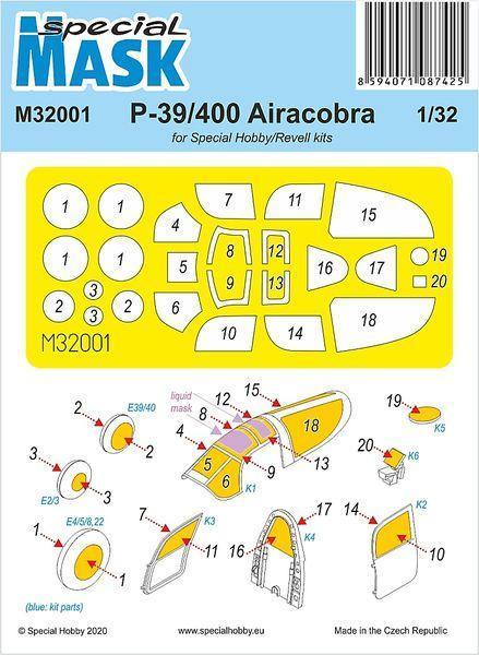 P-39/P-400 Airacobra