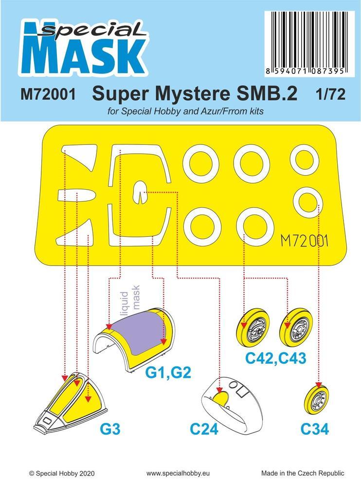 SMB.2 Super Mysteré maska