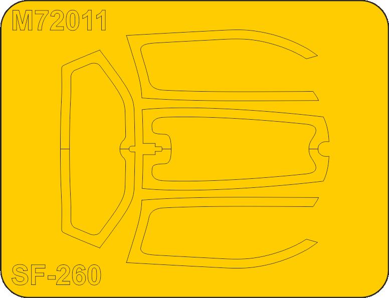SIAI SF-206M/AM/W Mask