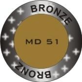 Bronz - Star Dust Metallic
