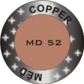 Měď - Star Dust Metallic