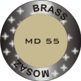 Mosaz - Star Dust Metallic