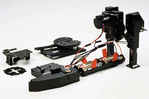 Motorized Supporting Legs
