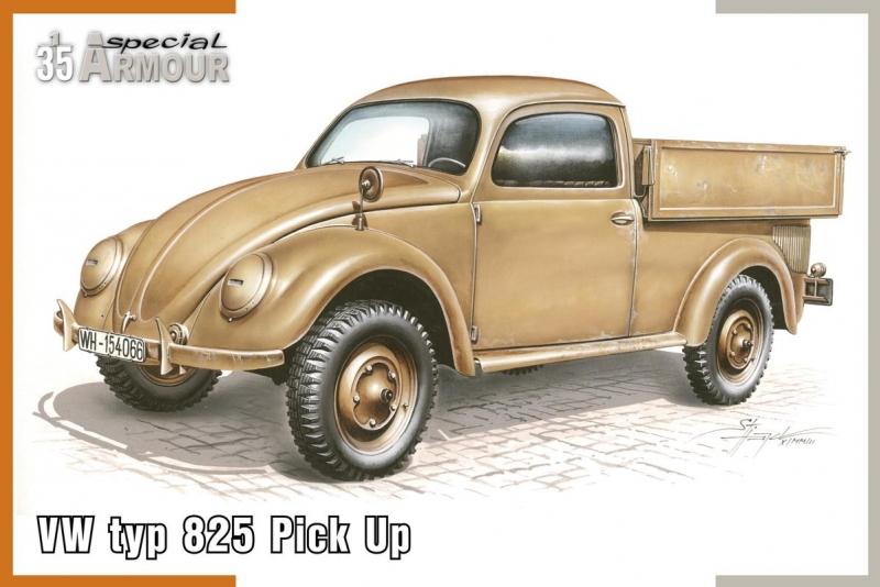 VW typ 83 Pick Up