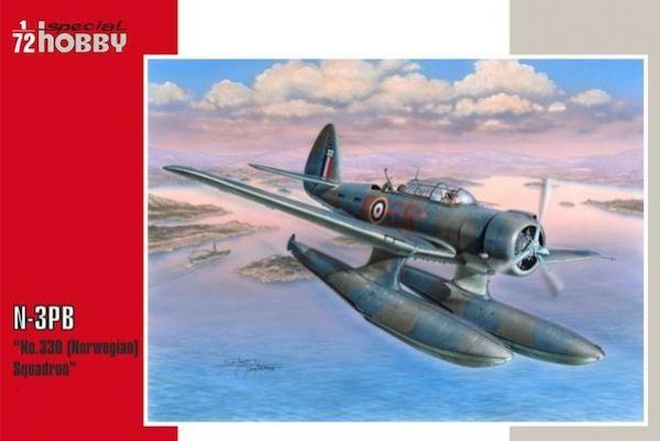 """N-3PB """"330th Norwegian Squadron"""""""