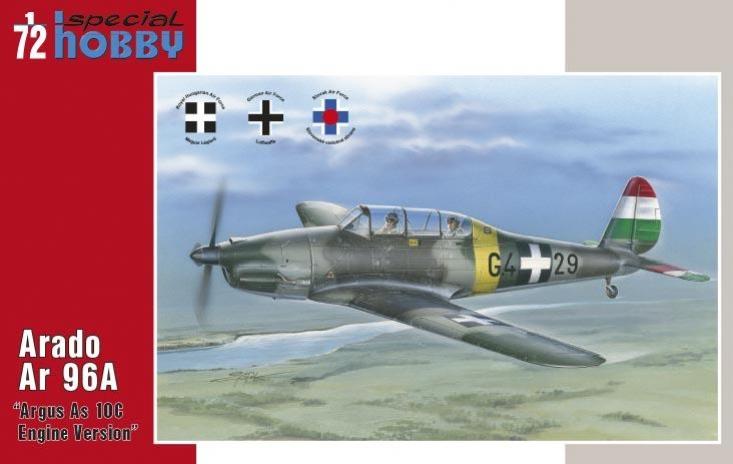 """Ar 96A """"Argus As 10C Engine Version"""""""