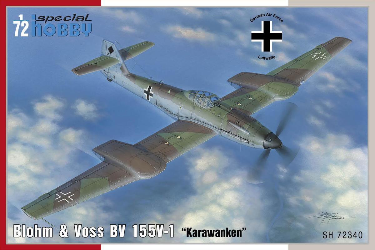 Blohm Voss BV 155V-1