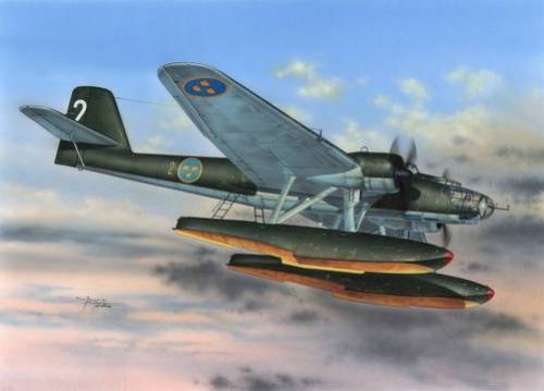 """He 115B """"Scandinavian Service"""""""