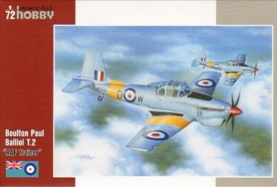 Boulton Paul Sea Balliol T.2 RAF Tr.FA
