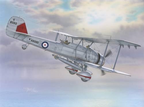 "Vickers Vildebest Mk.IV ""Perseus Engine"""