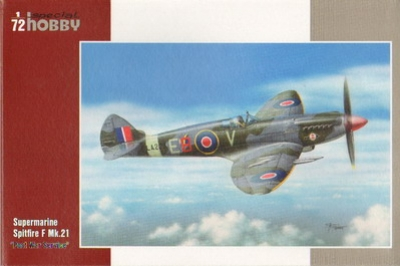 "Spitfire F Mk.21 ""Post War Service"""