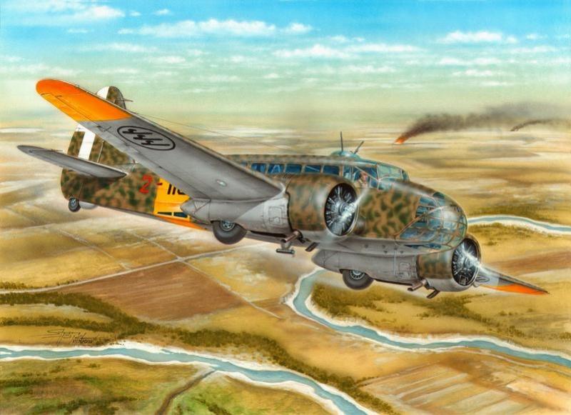 "Caproni Ca.311M ""Italian in Russia"""