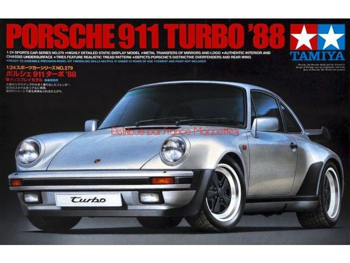Porsche 911 turbo ´88