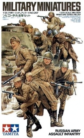 Russian Army Assault Infantry