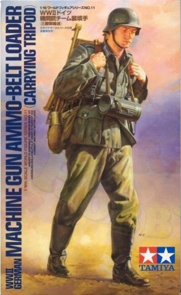German Machine Gun Ammo Loader