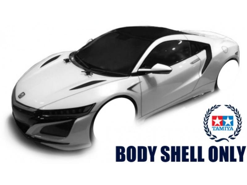 NSX Body Parts