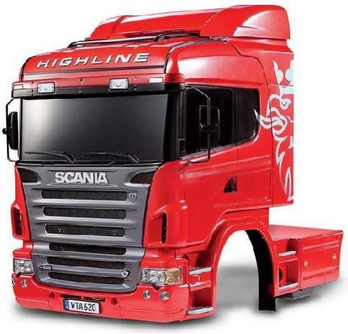 Scania R620 6x4 Highline Body
