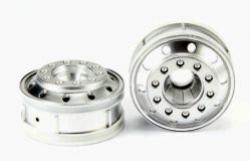 Plated F wheels (22mm/Matte)