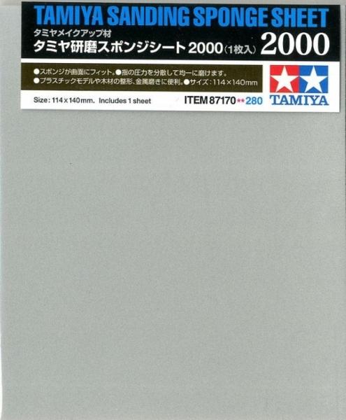 Pružná brusná deska 2000
