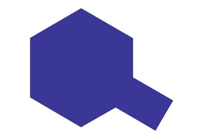 Purple - Fialová