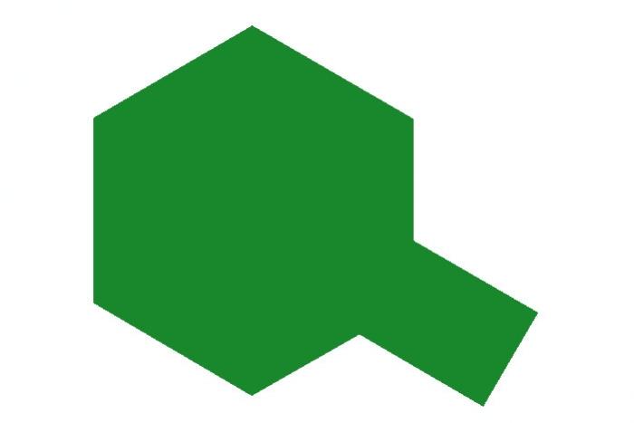 Metallic Green - Zelená Metalíza