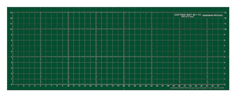 Řezací Podložka 400x150mm