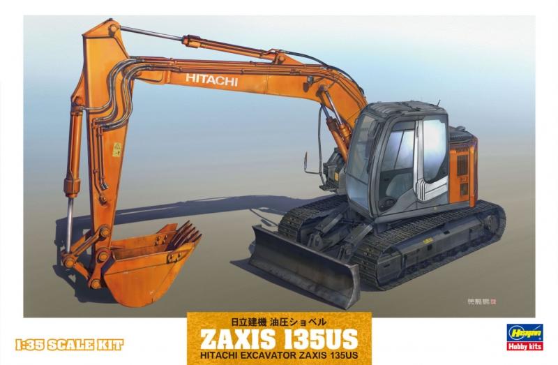 Hitachi Excavator ZAXIS