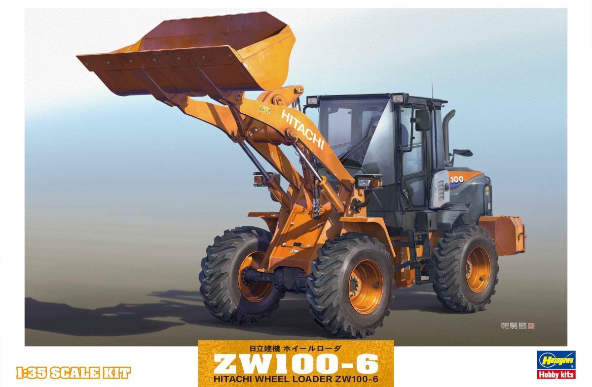 Hitachi Wheel Loader ZW100-6