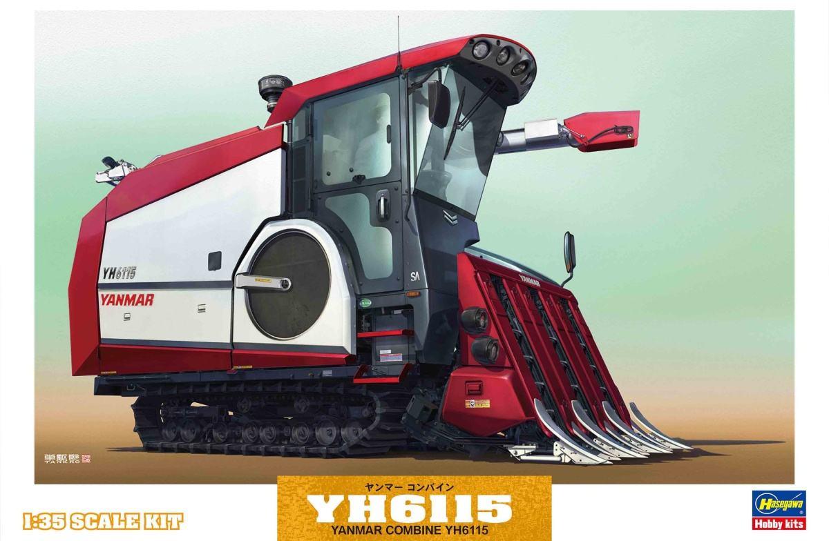 Yanmar Combine YH6115