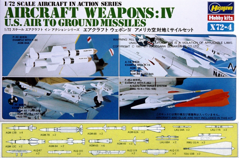 US Aircraft Weapons IV