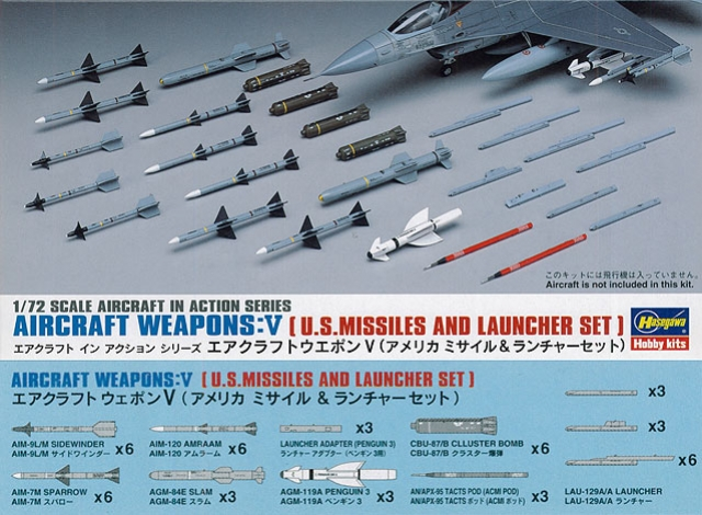 US Missiles and Launcher